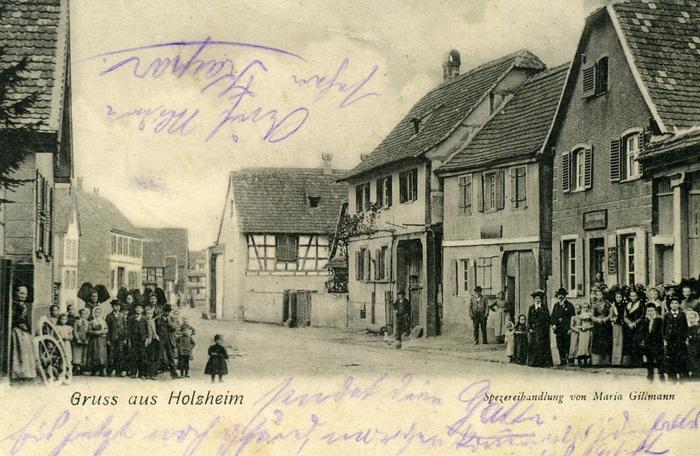 1914_Spezerihandlung_Gillmann